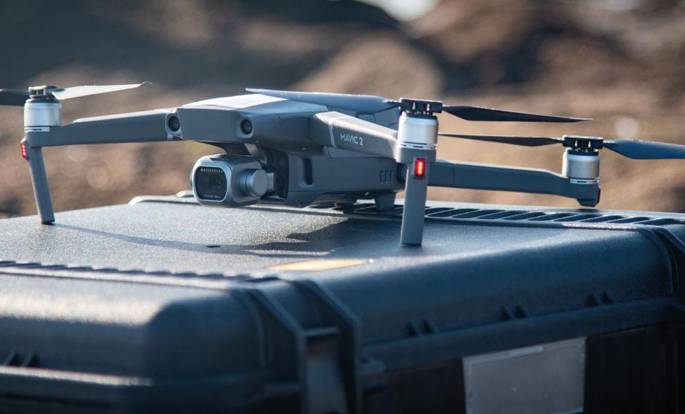Formation de télépilote de drones