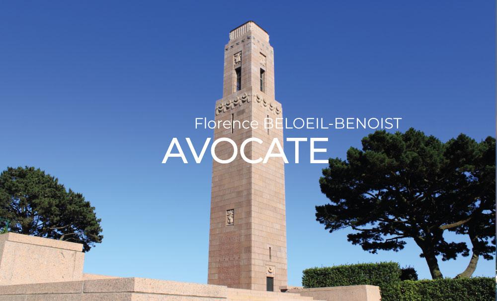 Site web Florence BELOEIL BENOIST Avocate